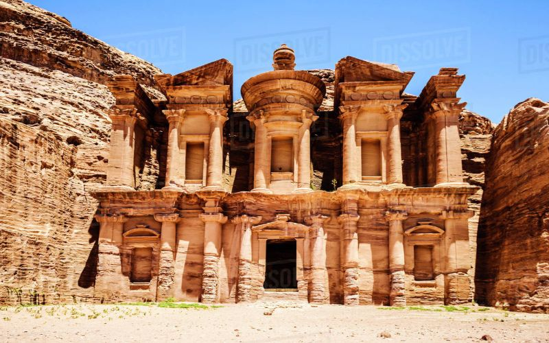 One Day Tour from Eilat to Petra