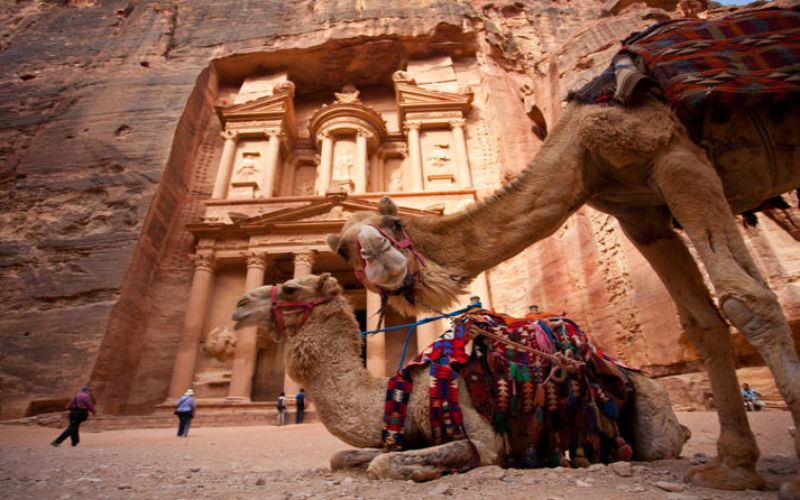Petra One Day Tour from Eilat Israel