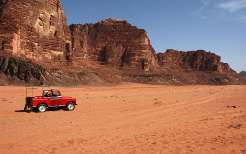 Two Days Private Tour to Wadi Rum and Petra