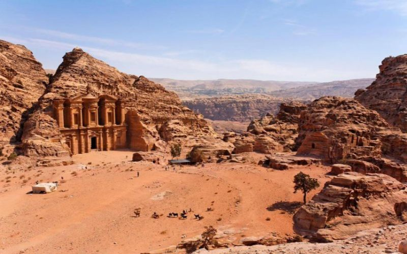 Full Day Tour from Amman to Petra
