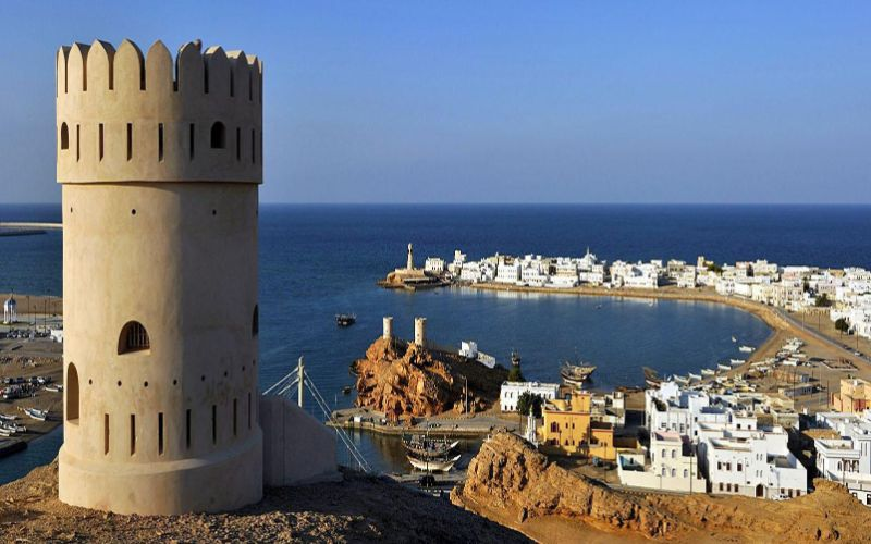 Oman Classic Tour for 5 Days from Muscat