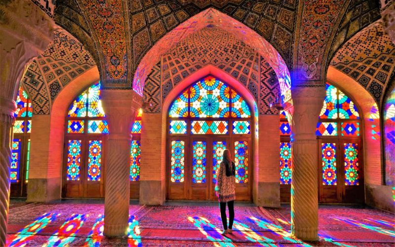 Discover Iran and its heritage