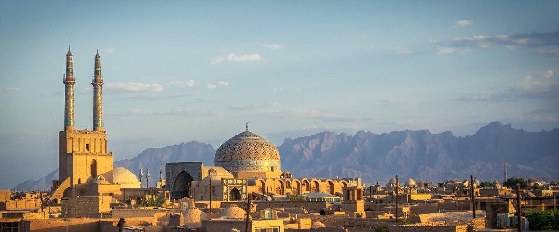 EXPLORE THE PERSIAN WAY